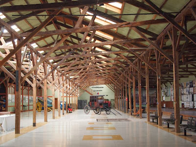 Antigua estación de ferrocarril de Caldera