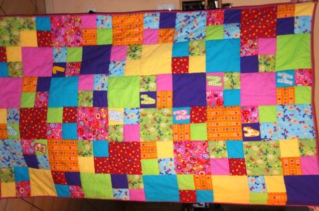 patchworkdecken muster