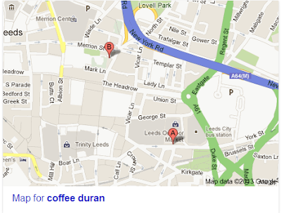 Coffee Duran, Leeds