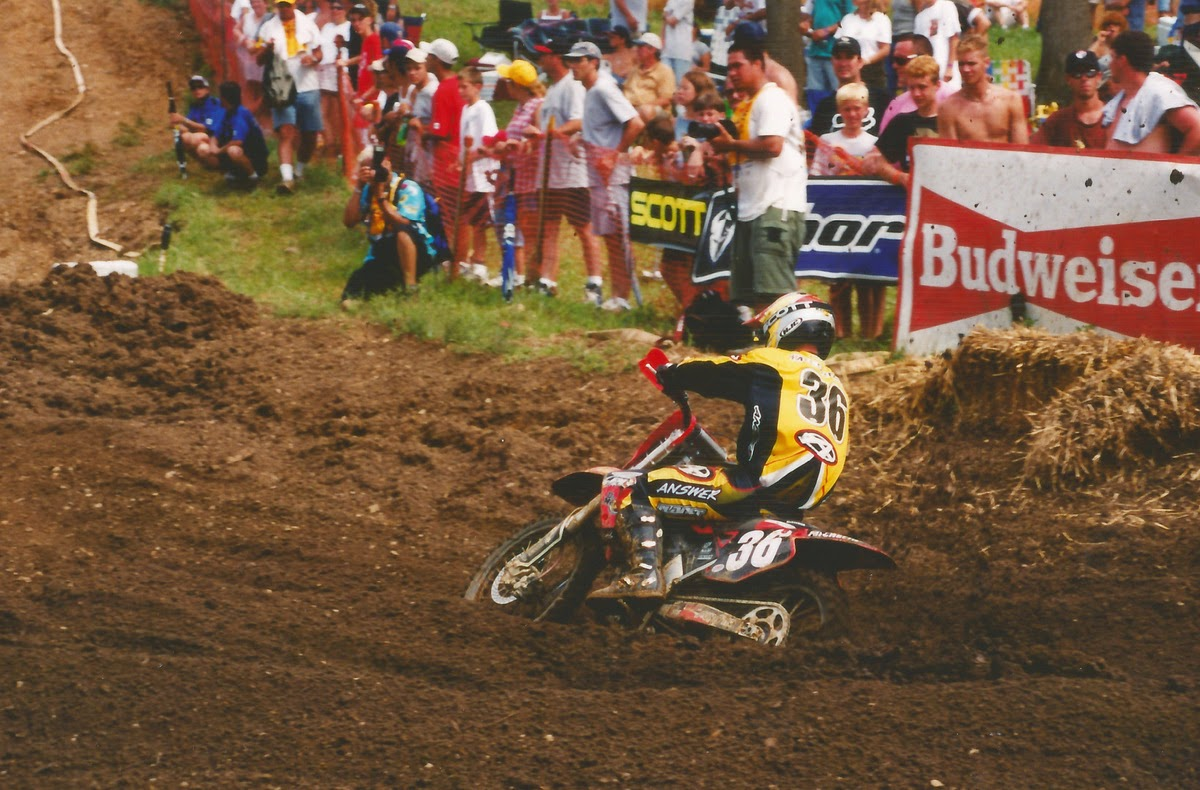 Jason McCormick Budds Creek 2000