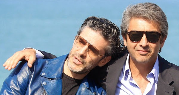 Ricardo Darín y Leonardo Sbaraglia