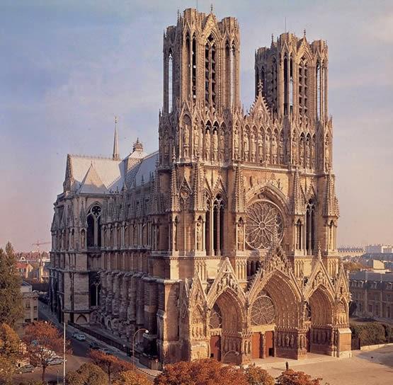 Comentario Catedral de Reims