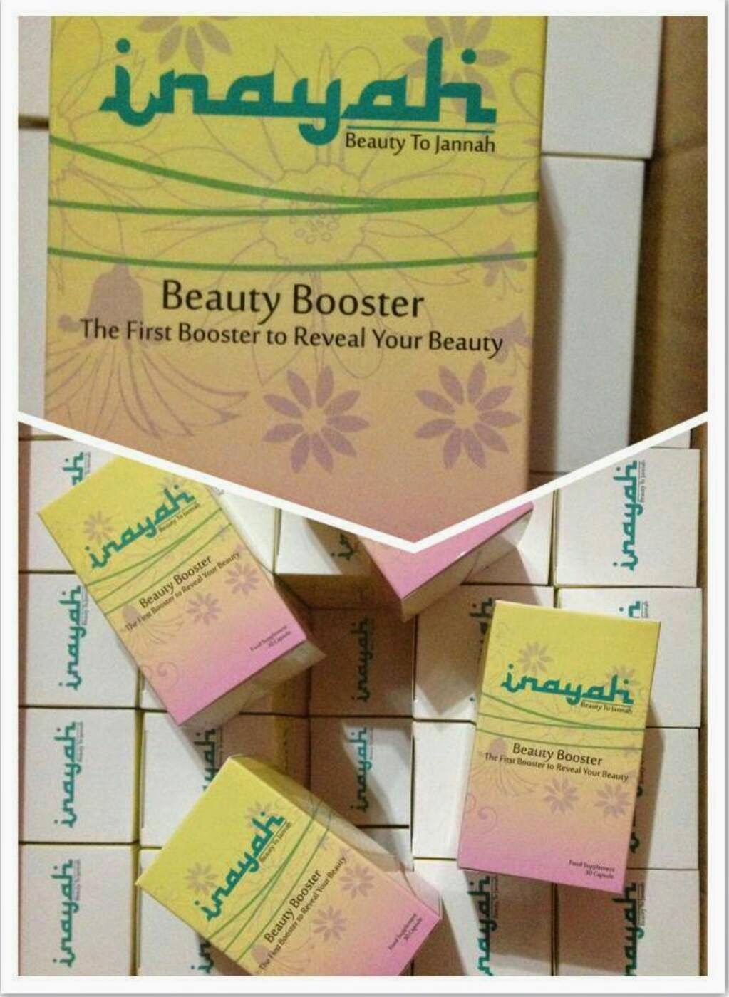 Inayah Beauty Booster