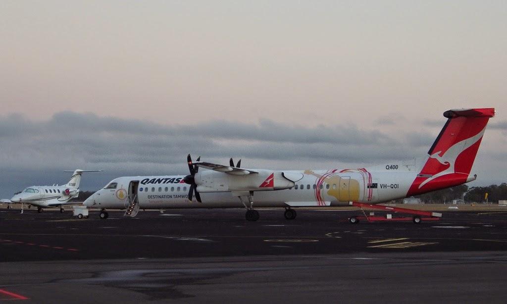 Central Queensland Plane Spotting: Raytheon 390 Premier 1 Bizjet ...