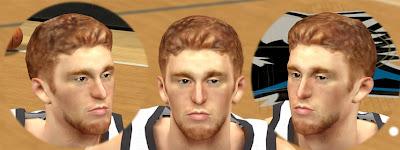 NBA 2K13 Chase Budinger Cyber Face Update
