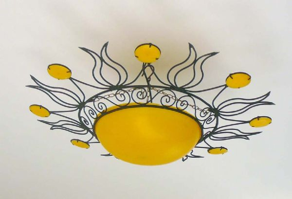 Decoration fer forg marocain moroccan interior design for Decor mural fer forge
