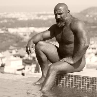 gay bear art | gay big photos