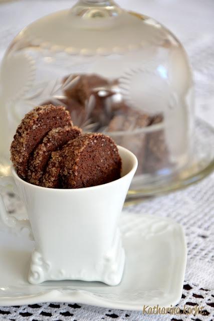 Kakao Pfeffer Cookies Espresso
