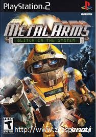 Free Download Games Metal Arms Glitch in the System PCSX2 ISO Untuk KOmputer Full Version ZGASPC