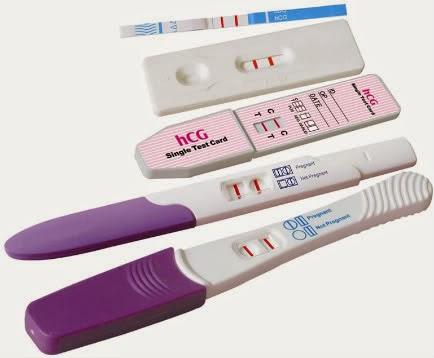 لكي سيدتي حواء سارعي بعمل اختبار الحمل المنزلي Pregnancy tests