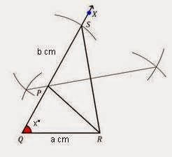 Basic Constructions, Constructions of Triangles, NCERT Revision Notes Class 9 (IX) Mathematics, NCERT solution, NCERT Solved Question Answers.