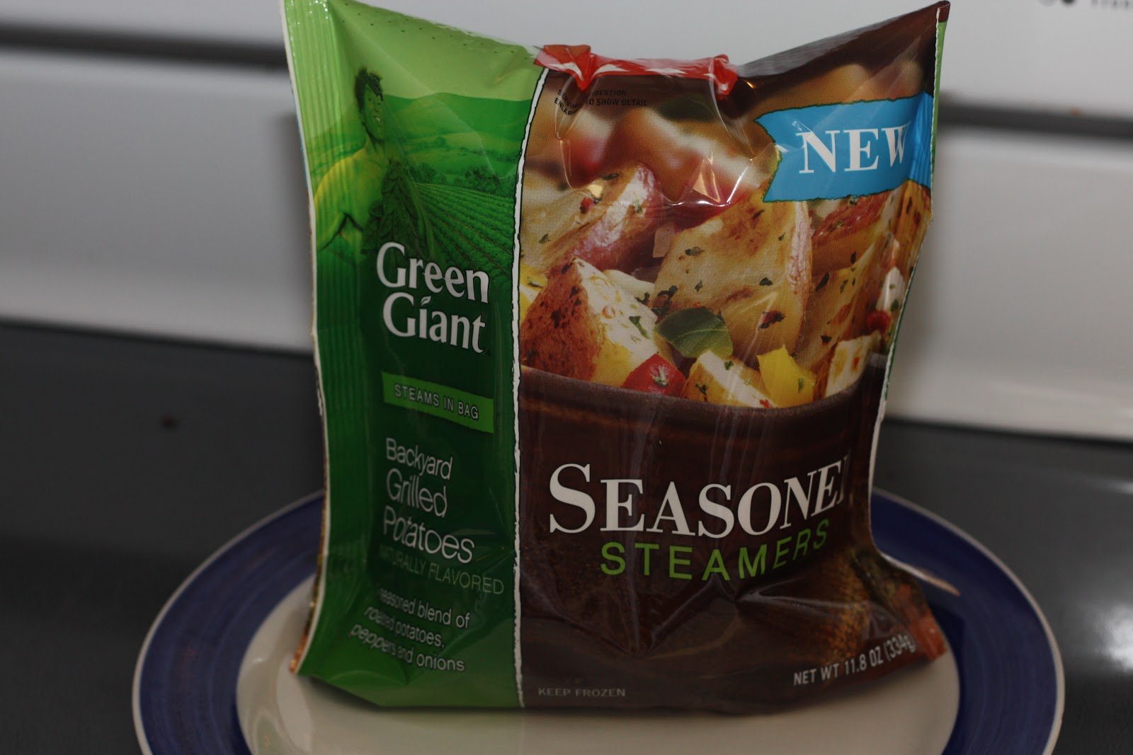 my favorite things green giant seasoned steamers gift pack