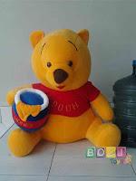 Boneka Winnie The Pooh Ukuran Super Jumbo