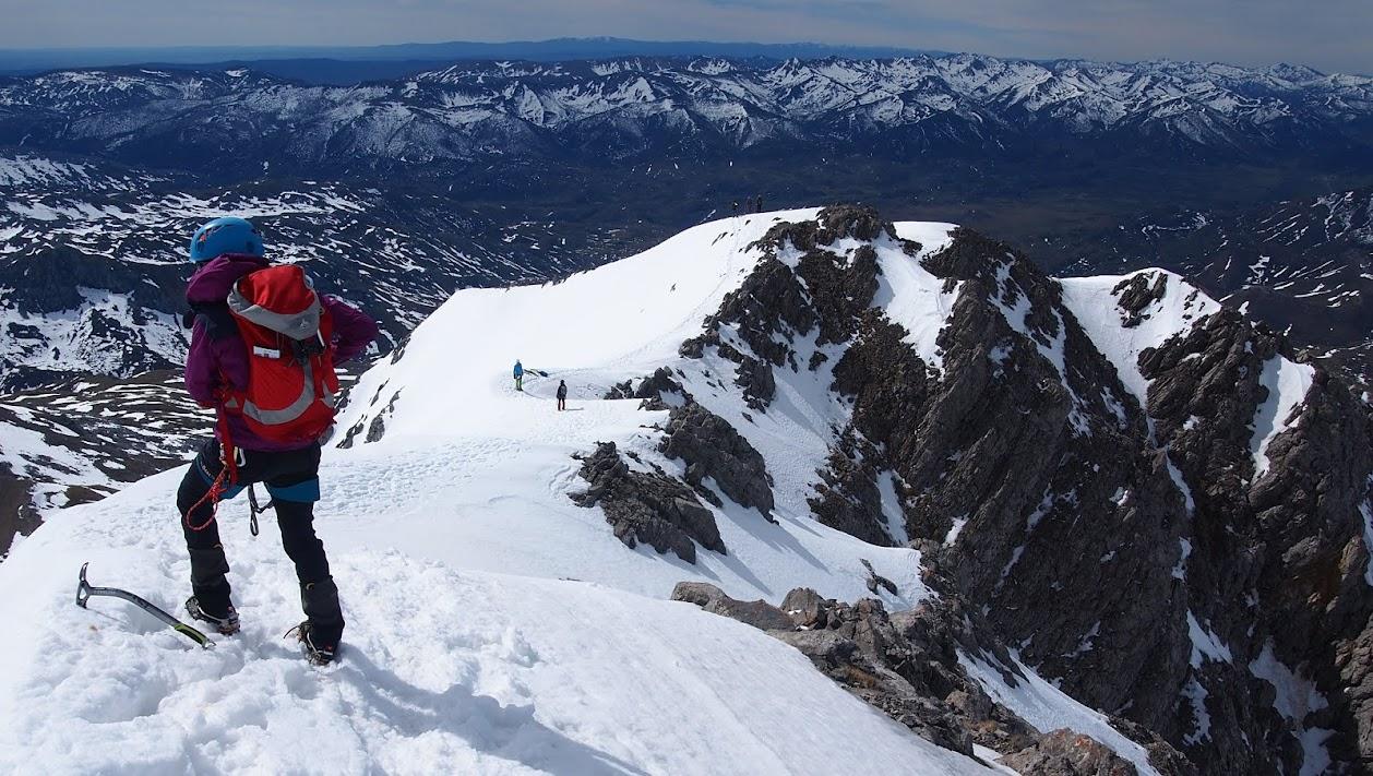 Cumbres de la Cordillera