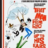 "The Double Feature of ""That Man From Rio"" and ""Up to His Ears"" is Headed for Blu-ray on April 4th"