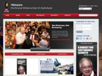 website 1Malaysia
