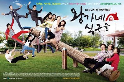 Sinopsis King's Family Korea Drama 2013 2014
