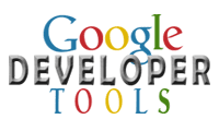 Google Developer tools image