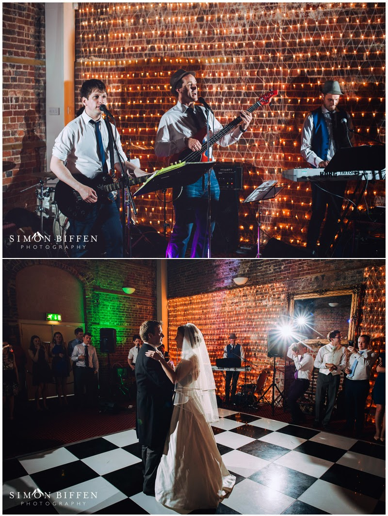 Wedding photography first dance at Highcliffe Castle
