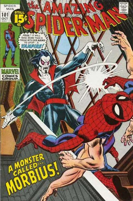 Amazing Spider-Man #101. Morbius - first appearance and origin