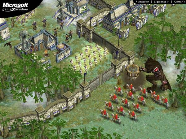 Age Of Mythology Gold Edition PC Full Capturas
