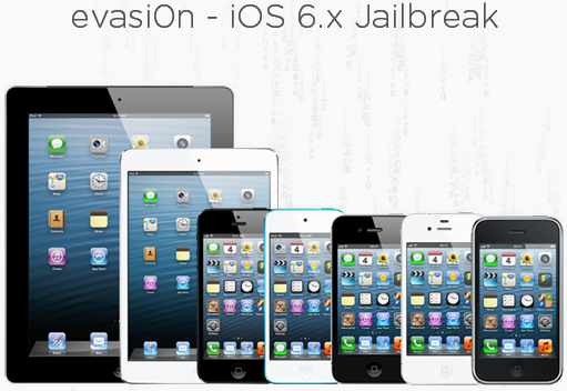 evasi0n iOS 6.0-6.0.1-6.0.2-6.1 Final Jailbreak Tool for iPhone iPad