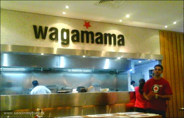 Review of Wagamama, The Greens, Dubai