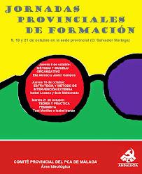 Jornadas Provinciales de Formación