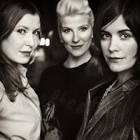 Sofia Lagerkvist, Charlotte von der Lancken & Anna Lindgren.