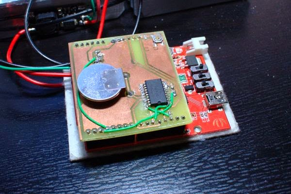 Timer para aquário com Arduino