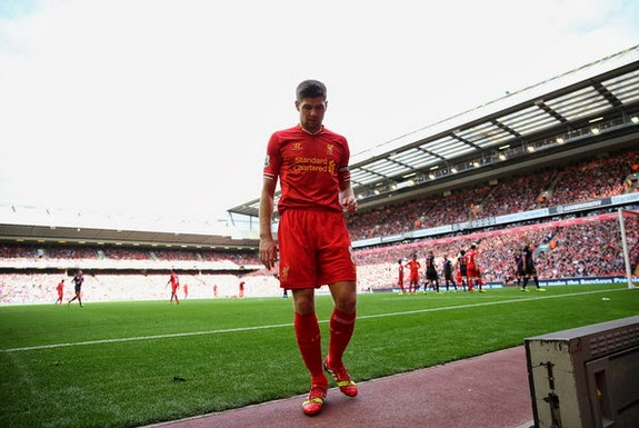 Steven Gerrard confesses not winning the Premier League would leave a hole in his career