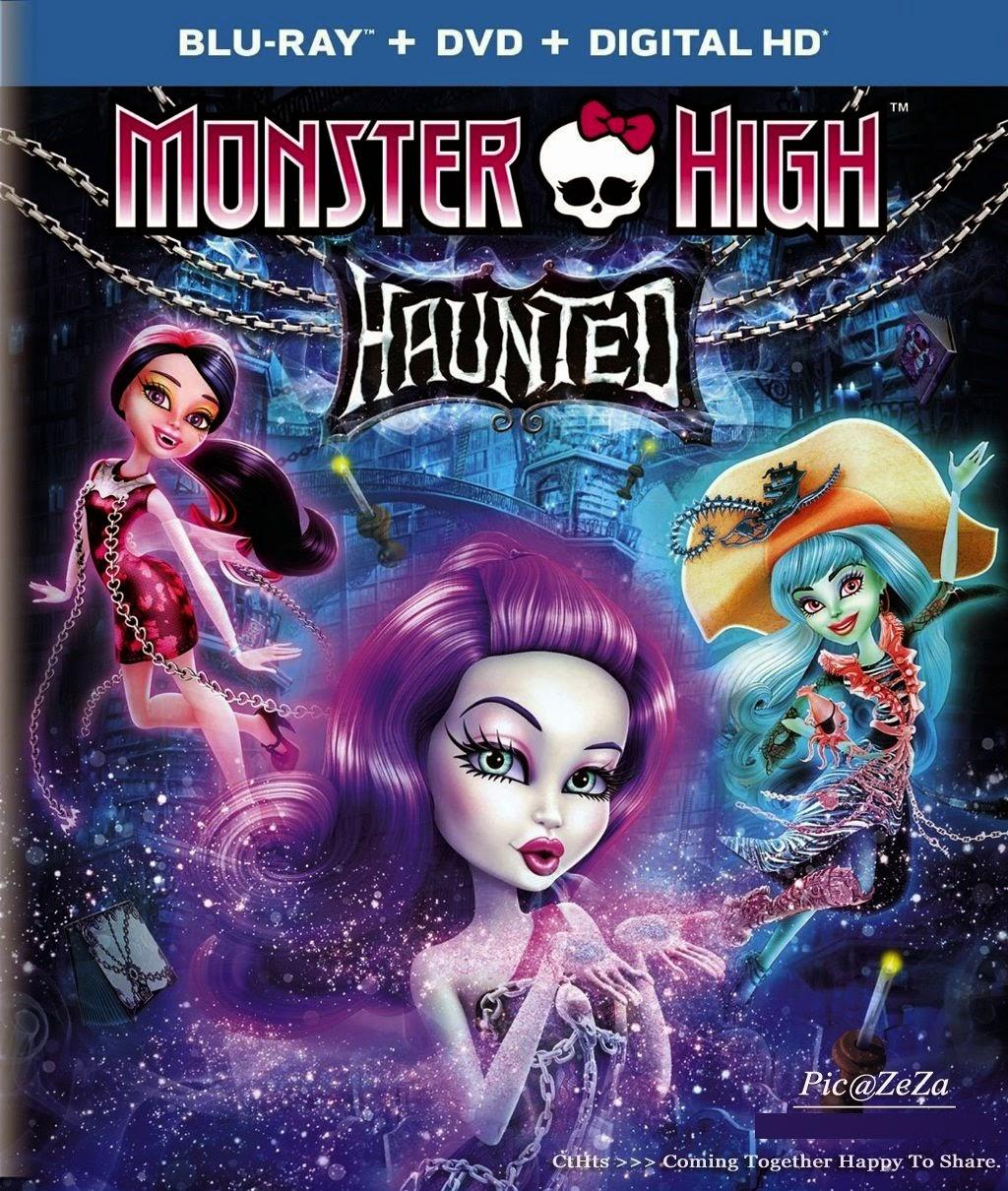 ดูการ์ตูน Monster High: Haunted มอนสเตอร์ ไฮ: หลอน
