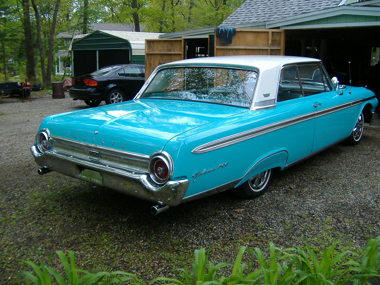 ford cars ford galaxie 500. Black Bedroom Furniture Sets. Home Design Ideas