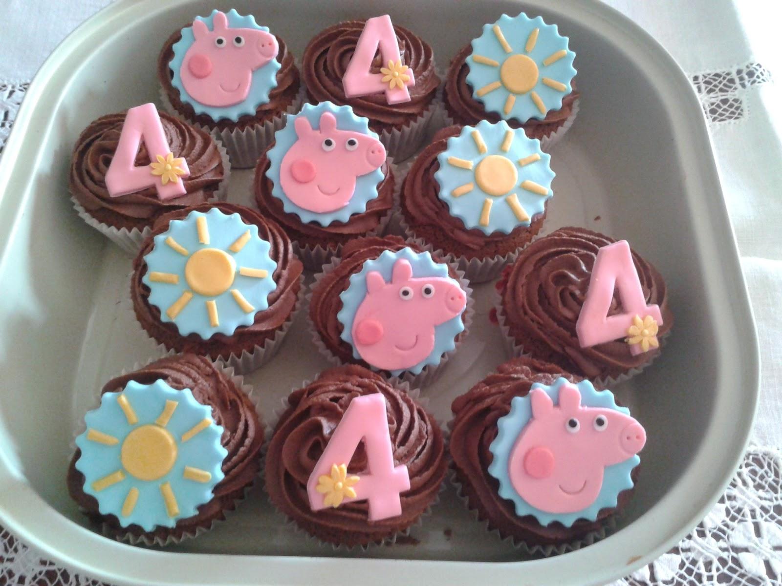 Cupcakes tenerife cupcakes de peppa pig - Cupcakes tenerife ...