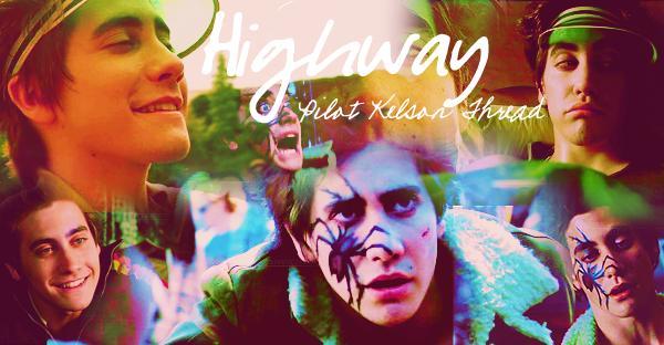 Highway (2002), con Jake Gyllenhaal