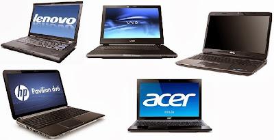 Daftar Laptop Notebook Murah
