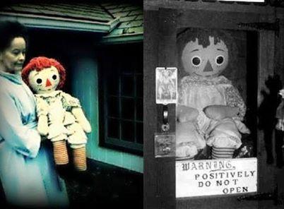 Kisah Sebenar Anak Patung Annabelle The Haunted Doll