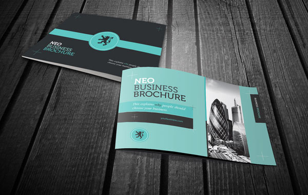20 Fresh Brochure Design Ideas - Jayce-O-Yesta