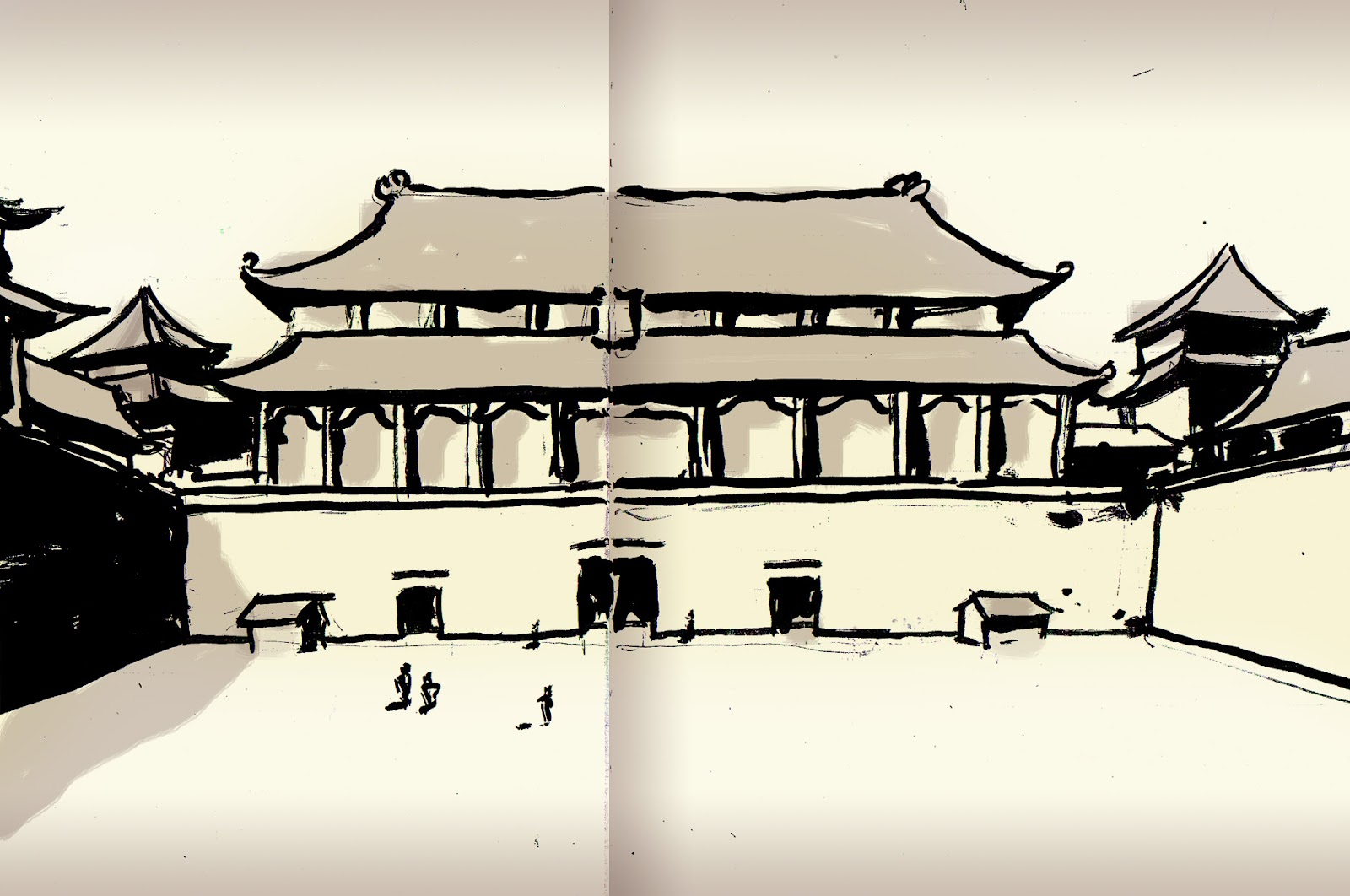 VIAJES MORROCOTUDOS: El Hombre de Pekin