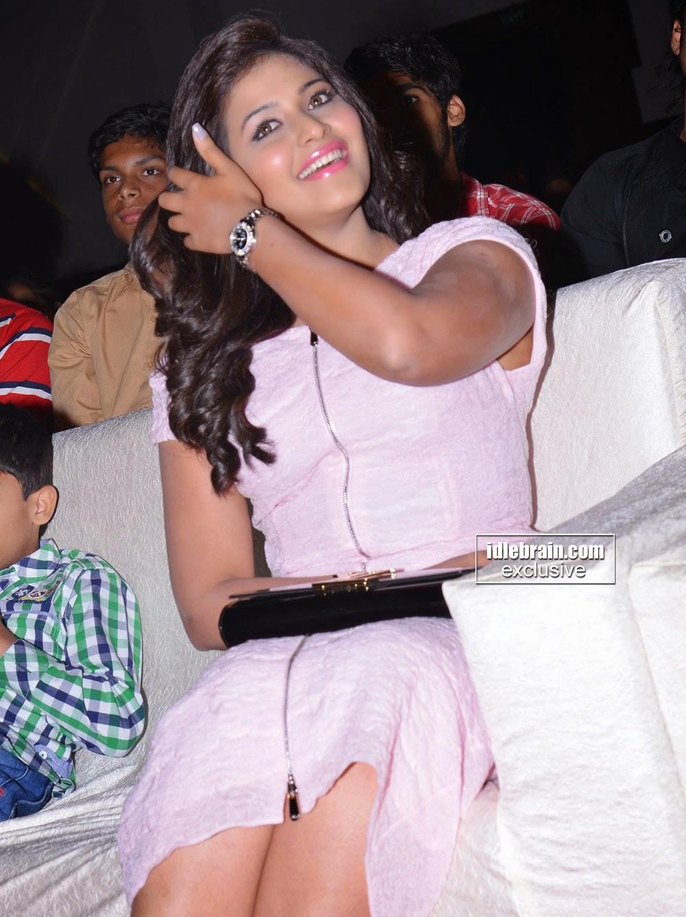 Anjali Photos at Geethanjali Audio Launch
