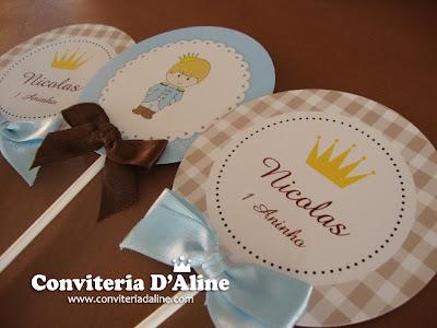 centros de mesa decoração príncipe