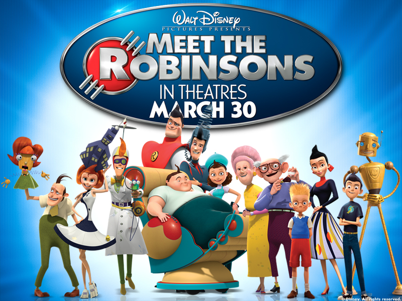 Review: Meet the Robinsons (2007) ~ The Fangirl Initiative