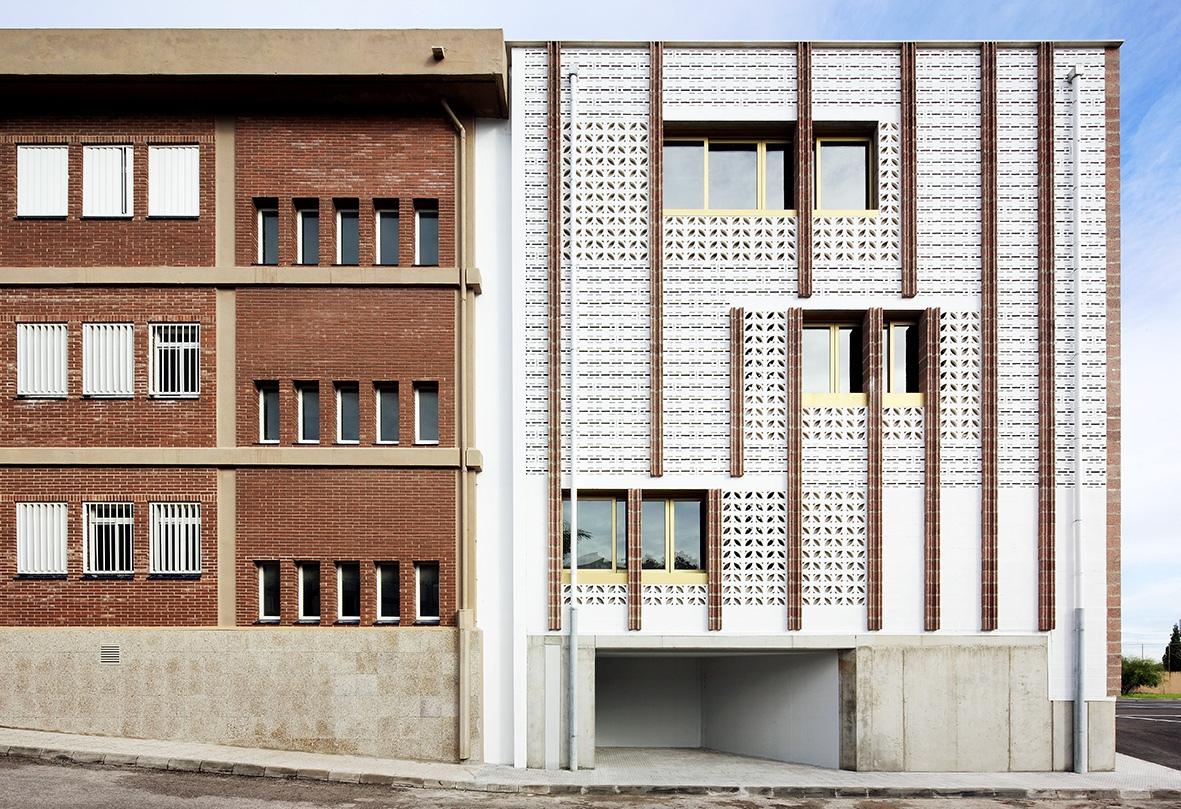SMS Arquitectos | a f a s i a