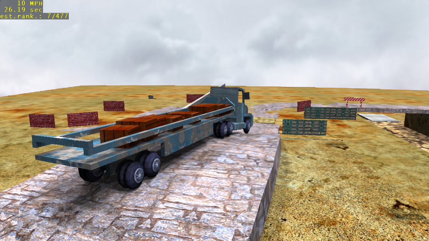 Tricky Truck PC Demo