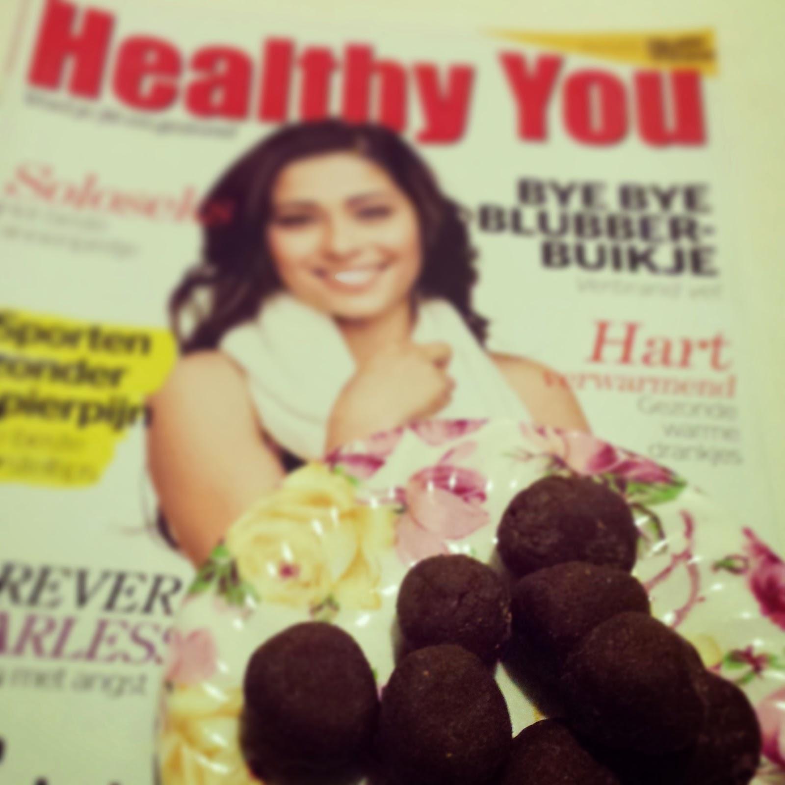 Healthilicious Life - Proteïne Choco Balletjes