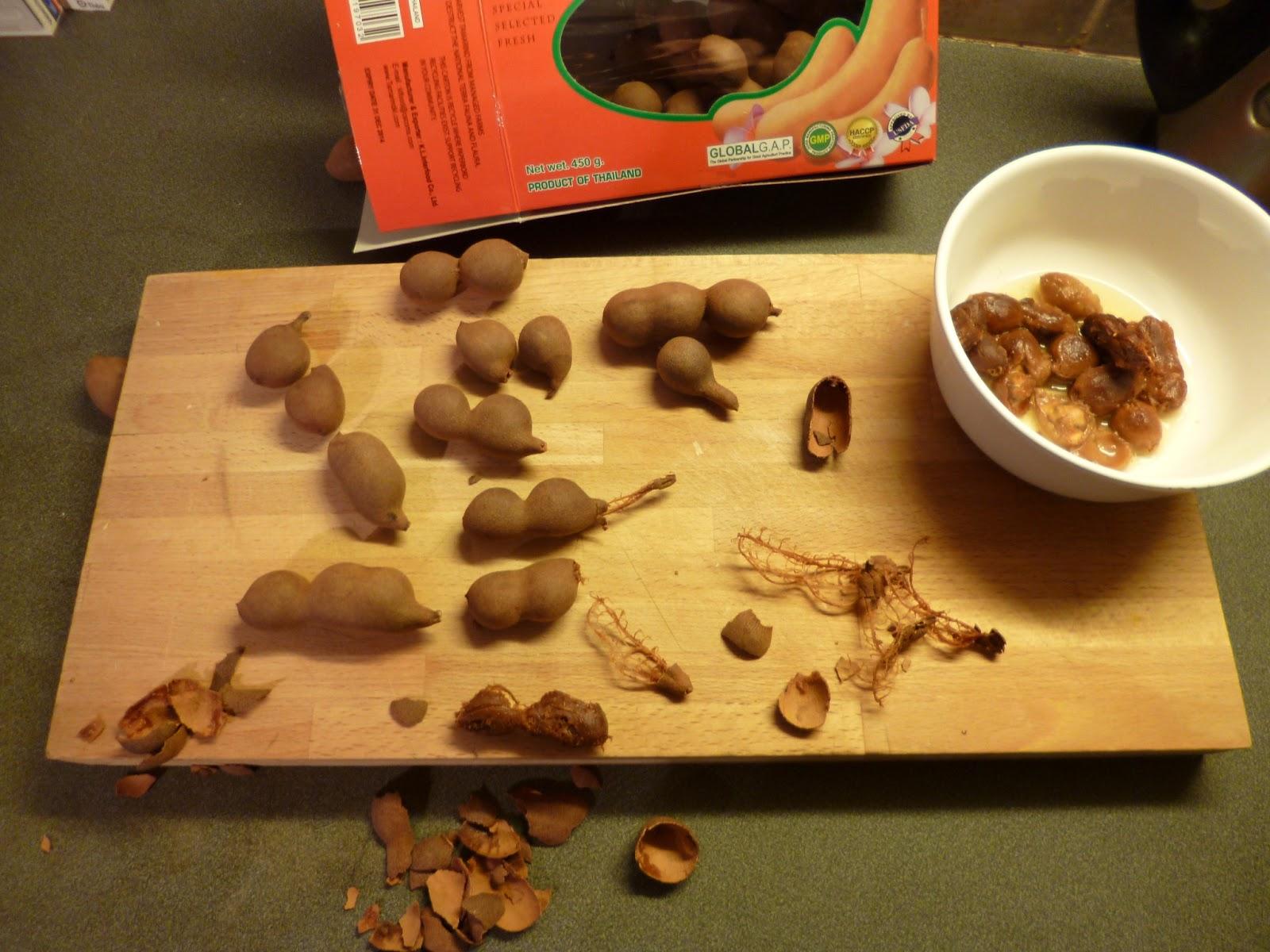how to cook tamarind seeds