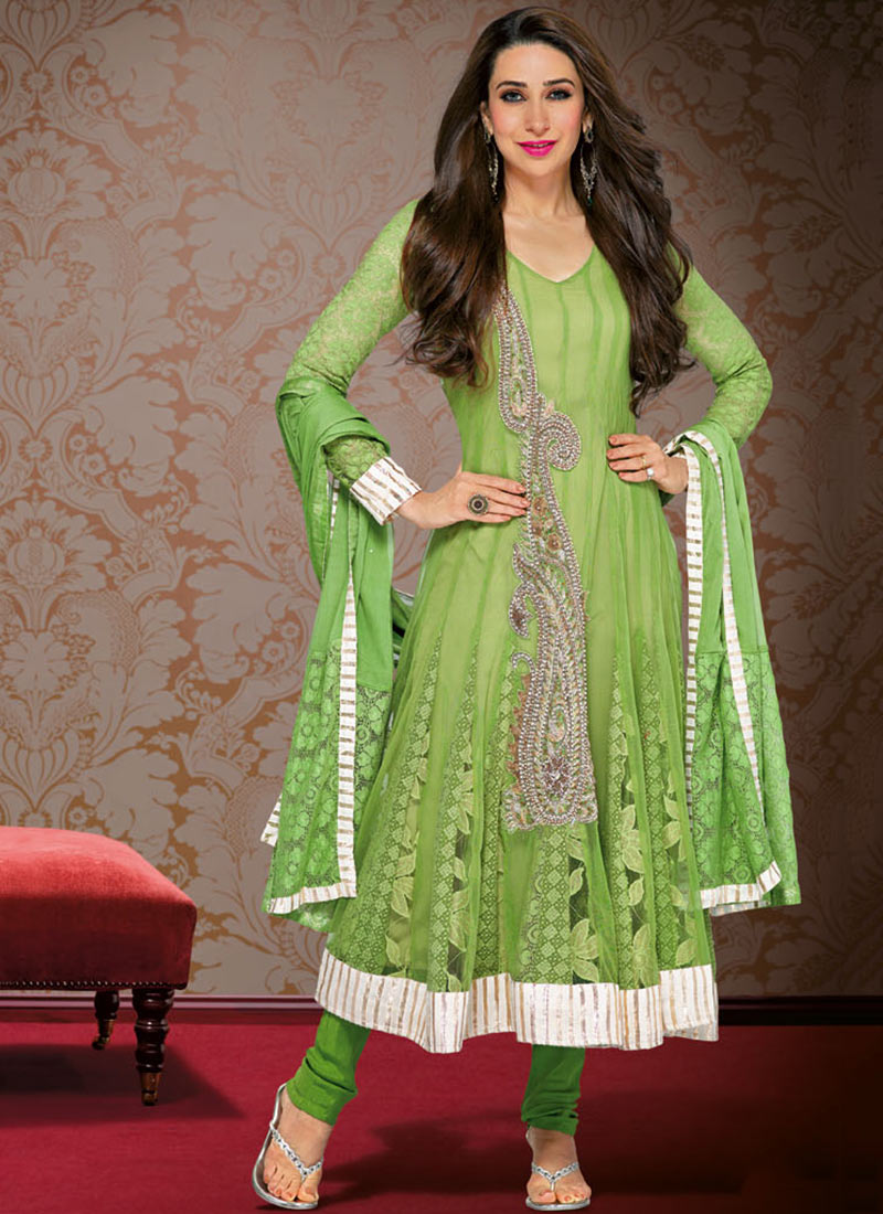 The 25+ best Anarkali suits ideas on Pinterest | Anarkali ...