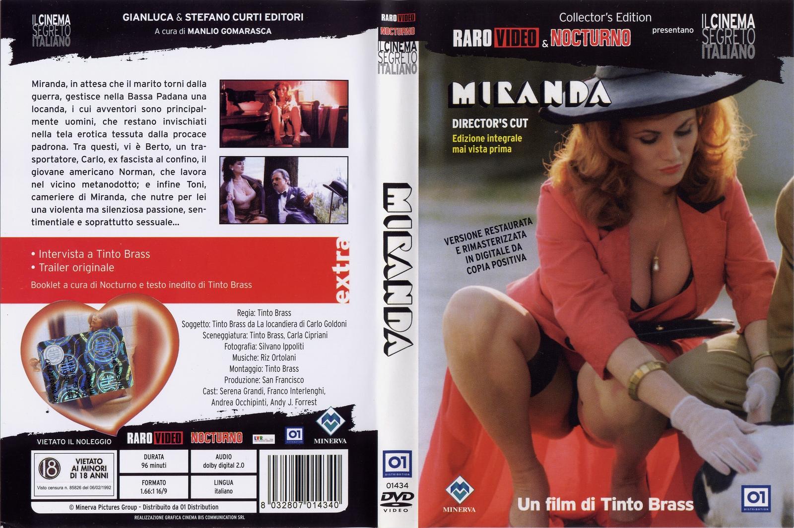 Самый эротический фильм миранда