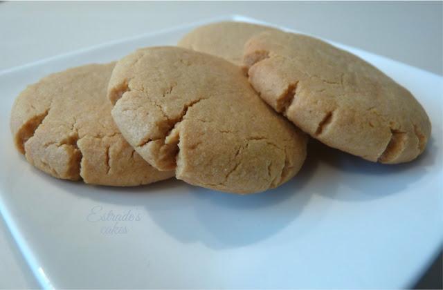 receta de galletas con crema de cacahuete - 04