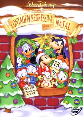 Filme Poster Disney: Contagem Regressiva para o Natal DVDRip XviD & RMVB Dublado